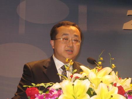 科技时代_图文:宣读中国工程院副院长邬贺辁贺信