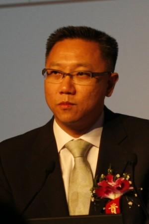 科技时代_图文:澳门电信管理局局长陶永强