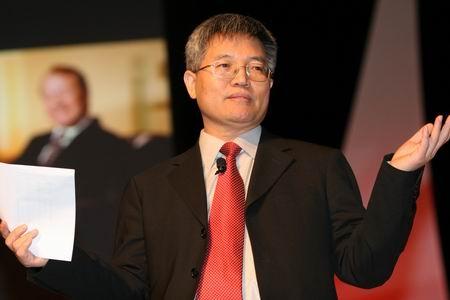 科技时代_图文:北大光华管理学院院长张维迎致开幕词