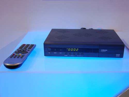 BN2010 康佳KHDS970 IR机顶盒图片