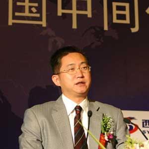 蔡军:金蝶中间件不惧怕和任何国外公司竞争