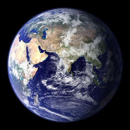 美国宇航局公布迄今最详细地球照片(组图)