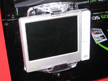 无线共享资源爱可视发布G5系列MP4新品