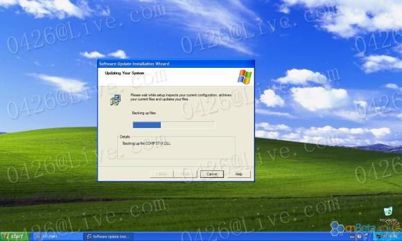 XP SP3英文版安装全过程-组图 Windows XP SP3英文版安装全过程