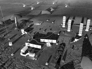 月亮女神迈出日本登月第一步30年内建月球基地