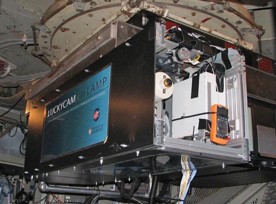 美英新光学系统拍下最清晰太空照片胜过哈勃