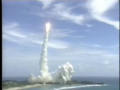 """详讯:日本探月卫星""""月亮女神""""发射升空"""