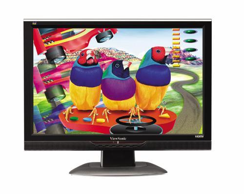 优派N2200wb多媒体液晶电视新上市