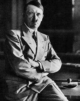 [贴图][原创]我的偶像桌面-希特勒-明星桌布