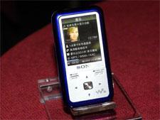 索尼发布新款MP4播放器支持直接拖拽功能