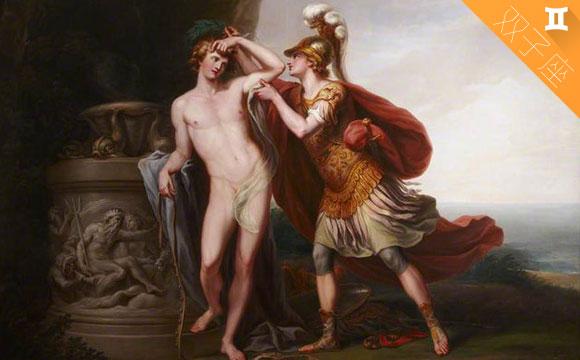 双子座的神话传说:兄弟情深,生死相伴