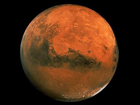 来自火星的人所具有的特质(图)