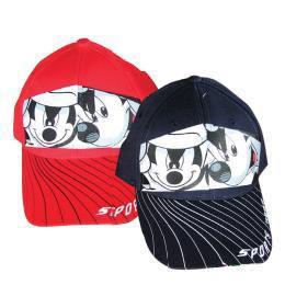 迪士尼米奇K013(棒球帽)红52#