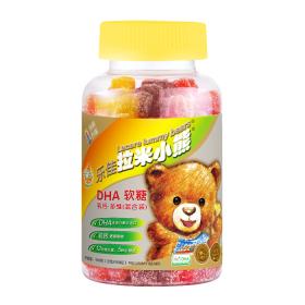 DHA软糖 乳钙.多维(混合装)
