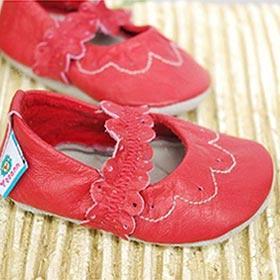 优安婴儿健康鞋