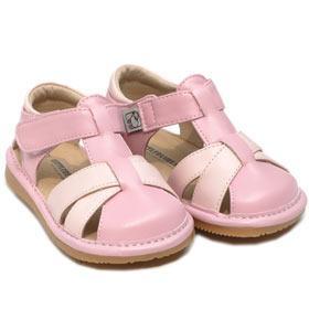 婴儿鞋(粉)