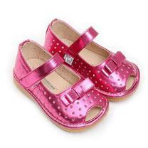 婴儿鞋(红)