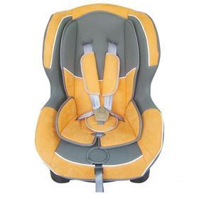 艾贝汽车安全座椅AB9000(黄灰)