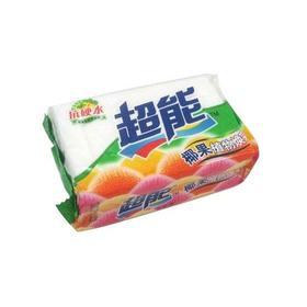 纳爱斯超能洗衣皂(椰果)260g
