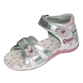 江博士幼儿稳步凉鞋 白色 22码(14.5cm)