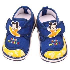 米奇布鞋  海军兰 14