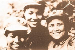 中共史上唯一的妇女独立师