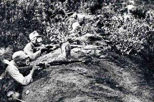 湖南抗日战争的贡献与牺牲
