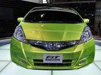 视频:飞度混合动力车亮相2011上海车展