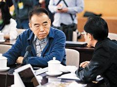 视频:陈凯歌被问如何讲好中国故事 反问巧解围