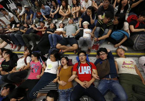 香港全球住房最挤却反对新区