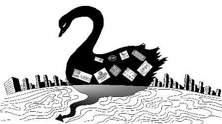 黑天鹅背后的人祸