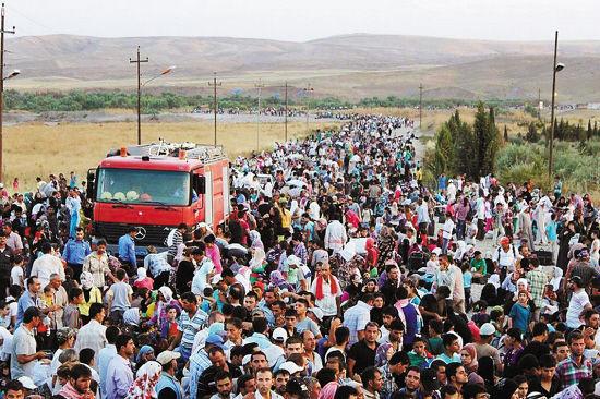 接收难民有利于经济发展