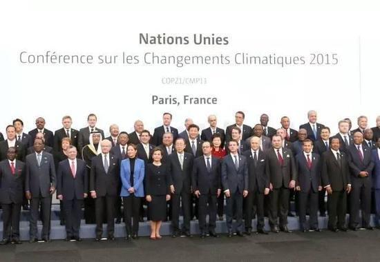 巴黎气候大会释放了什么信号