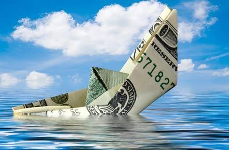 股市里流失的不是钱而是信心