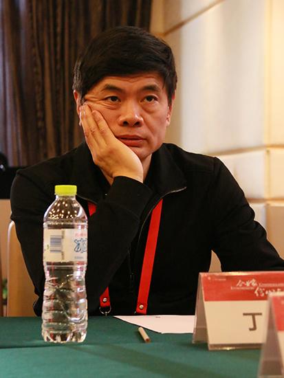 金沙江创业投资董事总经理丁健(图片来源:新浪财经 摄影:顾国爱)