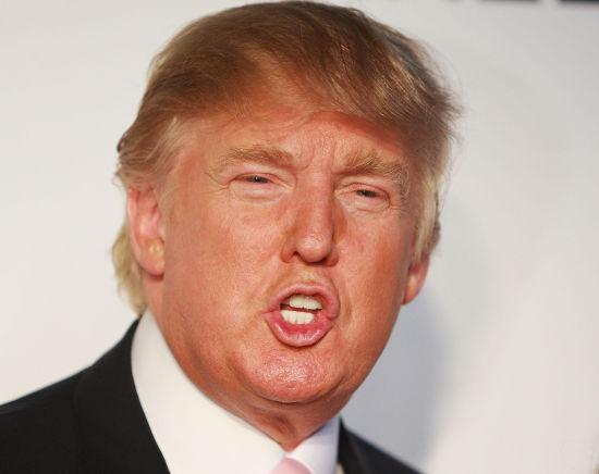 美国共和党总统参选人特朗普