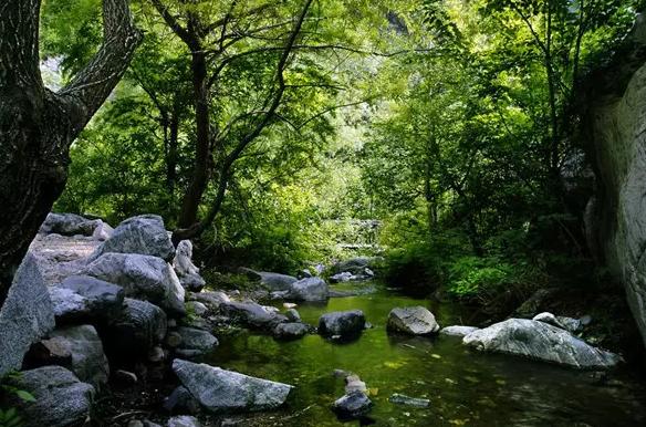 霍州七里峪