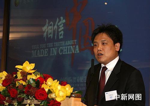 中国经济年度人物英国论道讲述真实的中国制造