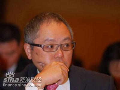 图文:德勤华永会计师事务所总经理卢伯卿