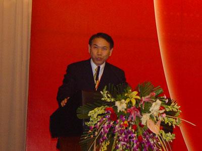 图文:泛华保险集团副总裁兼首席运营官曾恩明