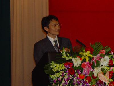 图文:天狮集团副总裁张晓典演讲