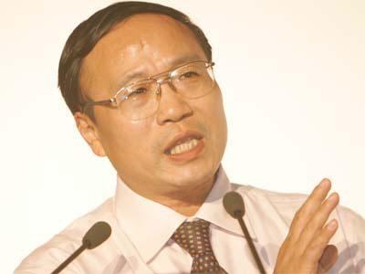图文:国家信息中心经济预测部主任范剑平