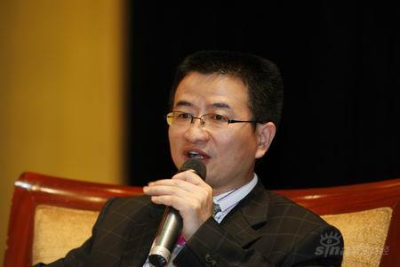 图文:瑞信中国投资银行业务部董事江涛