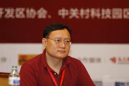 图文:千橡集团董事长兼CEO陈一舟