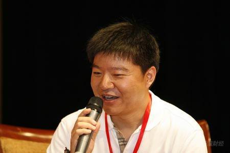 图文:空中网创始人总裁杨宁