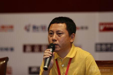 图文:冠誉创业投资管理有限公司合伙人刘涛