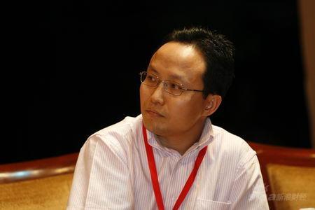 图文:紫页114总裁张杰贤