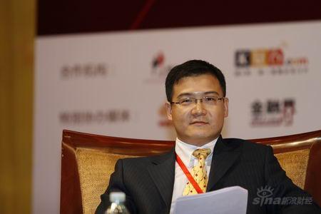 图文:天下互联CEO张向宁