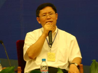 图文:用友软件(集团)有限公司董事长总裁王文京