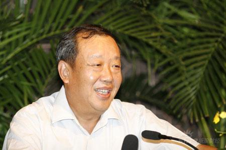 图文:国务院国资委副主任邵宁讲话